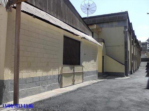 Galpão Para Alugar, 1100 M² Por R$ 15.000,00/mês - Inamar - Diadema/sp - Ga0036