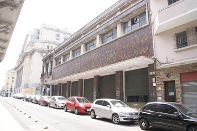 Venta Reconocido Local + Parking En Ciudad Vieja