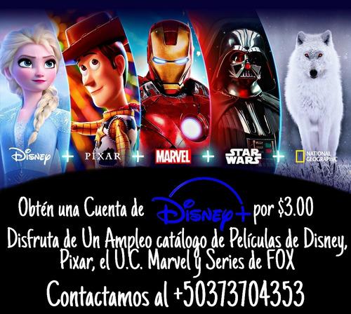 Cuenta De Disney Plus