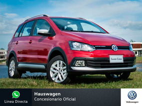 Volkswagen Suran Cross Highline Msi Manual 2018 Vw Nuevo 0km
