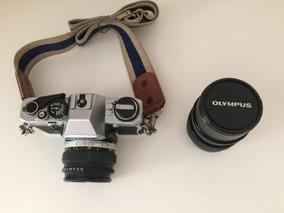 Máquina Fotográfica Olympus Om10