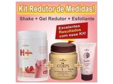 Kit Emagrecimento Shak Hinode Mais Um Redução De Gordura