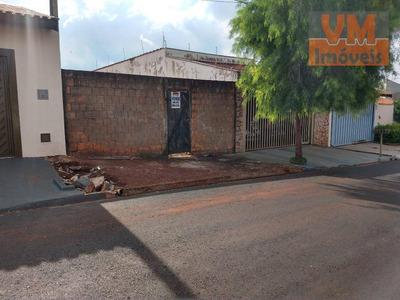 Terreno 168 M² R$ 110.000 - Residencial Palmares - Ribeirão Preto/sp - Te0368