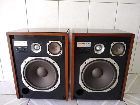 Caixas Acústicas Far L65 N Marantz Jbl Sony Sansu Gradientes
