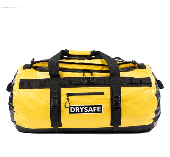 Bolso Mochila 80 Lts Impermeable Camping Trekking - Drysafe