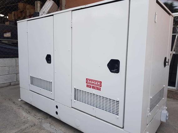 Generador Planta De Luz Onan 35 Kw Diesel Nacional