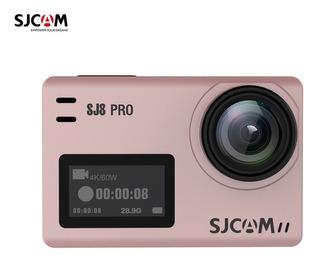 Sjcam Sj8 Pro Acción Cámara 4k / 60fps Wifi Sports Leva 2.3