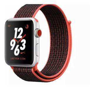Malla Apple Watch Sport Loop Band 38/40 Mm Series 1/2/3/4/5