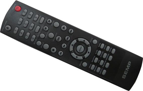 Controle Remoto Semp Dvd 3230