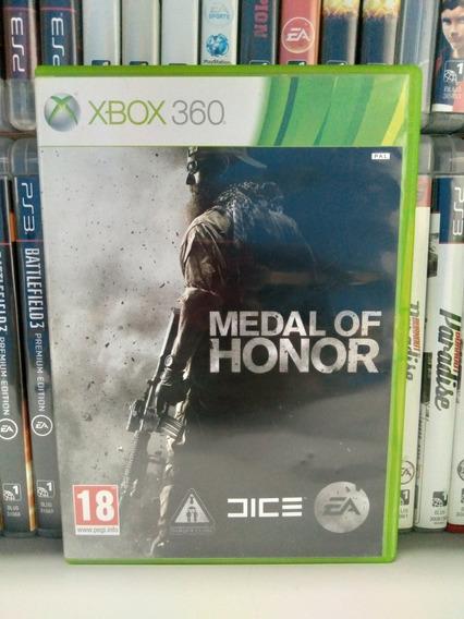 Medal Of Honor Xbox 360 Europeu   Parcelamento Sem Juros