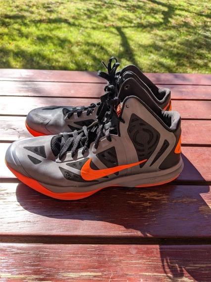 Zapatillas De Básquet Nike Hyper Agressor 9.5us 43eur 8.5uk