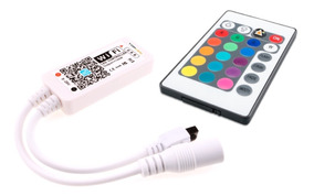 Controlador Tira Led Rgb Wifi Audioritmico iPhone Androd @tl