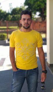 Kit 5 Camisetas Masculinas - (escolha Estampas E Tamanhos)