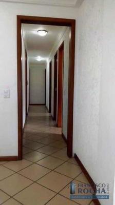 Ed Plaza 1754, 4 Quartos, 1 Suíte, 2 Vagas De Garagem,