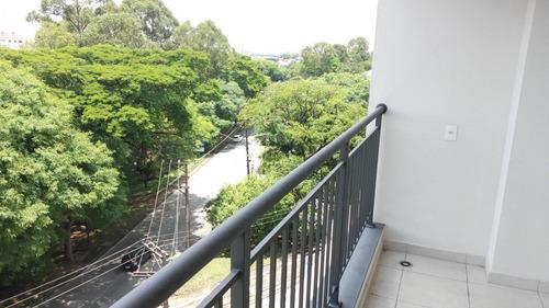 Apartamento Com 2 Dormitórios À Venda, 56 M² Por R$ 423.000,00 - Vila Santo Estéfano - São Paulo/sp - Ap1525