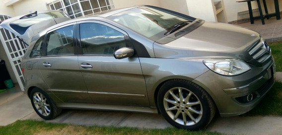 Mercedes-benz Clase B 2.0 200 Turbo Mt 2007
