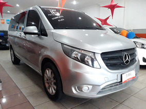 Mercedes-benz Vito 2.0 Flex Tourer Confort 9l Manual 2016