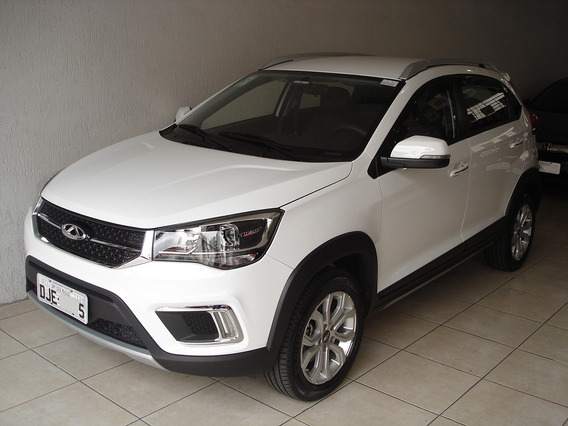 Chery Tiggo2 Look 1.5 16v Mpfi Manual 2.100km 2020