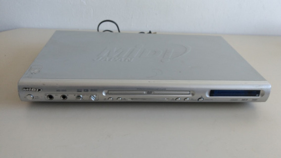 Dvd Player Midi Md 9090g Com Karaoke