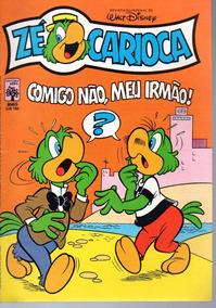 Ze Carioca 1665 - Abril - Bonellihq Cx19 C19