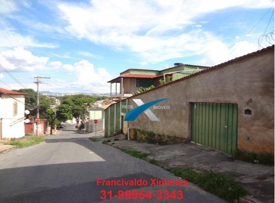 Casa 4 Quartos 08 Vagas Lote 360m² Com Habite-se Céu Azul Belo Horizonte Mg - Ca0649