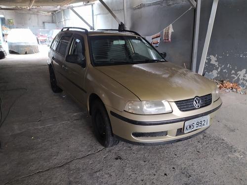 Imagem 1 de 6 de Volkswagen Parati 2001 1.8 5p