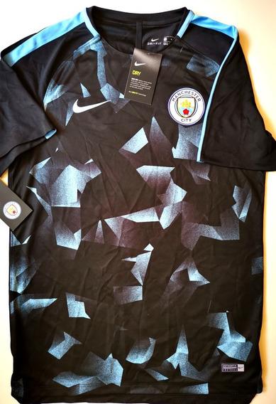 Playera Nike Manchester City Talla M