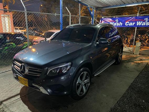 Mercedes-benz Clase Glc Mercedes Glc 220 4d