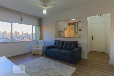 Apartamento No 8º Andar Mobiliado Com 2 Dormitórios E 1 Garagem - Id: 892932559 - 232559