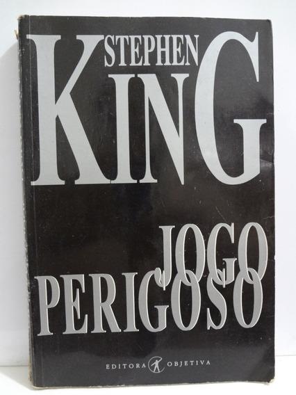 Livro Stephen King Jogo Perigoso