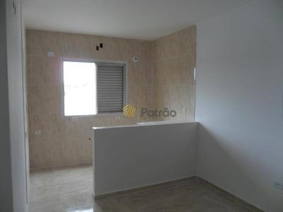 Kitnet Residencial Para Locação, Planalto, São Bernardo Do Campo. - Kn0007