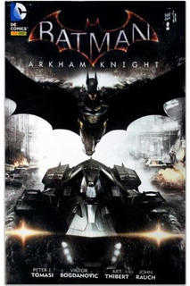 Batman: Arkham Knight - Edição