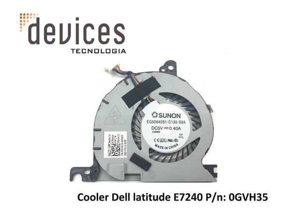Cooler Dell Latitude E7240 P/n: 0gvh35