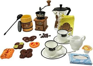 Little Barista Brew - Servir Cafetera Espresso Con Pasteles
