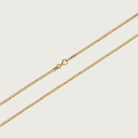 Cordão De Ouro 18k Groumett 60cm 2,5gr.