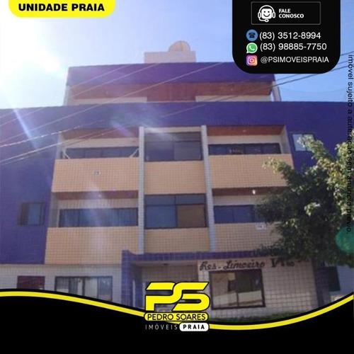 Apartamento Com 3 Dormitórios À Venda, 85 M² Por R$ 230.000 - Bessa - João Pessoa/pb - Ap4503