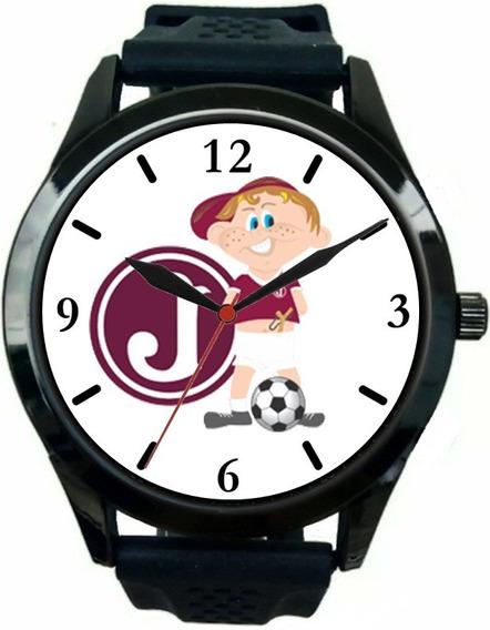 Relógio Pulso Juventus Da Mooca Sp Moleque Travesso