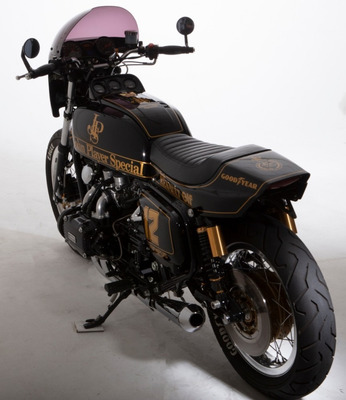 Goldwing Gl 1000 - John Player Special - Café Racer