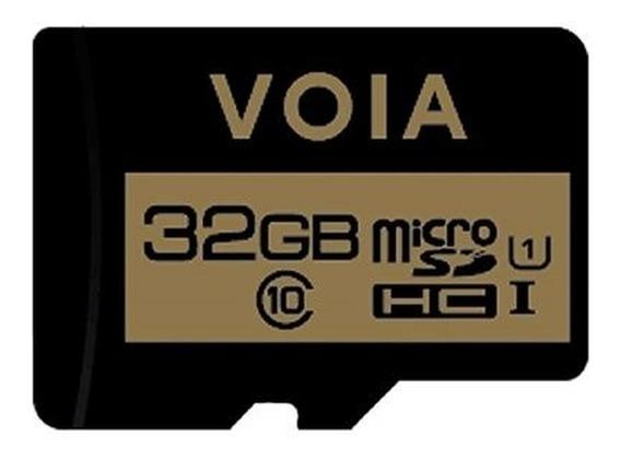 Cartão De Memória Voia Micro Sd 32gb - Preto