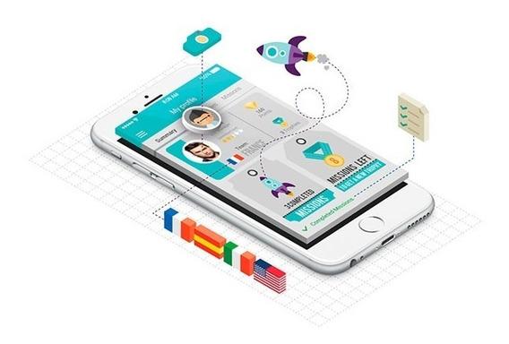 Desarrollo Aplicaciones (apps) Ios + Android 3/6 Pagos Sin Interes (sin Tarjeta)