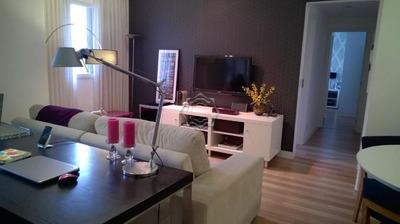 Apartamento Para Venda No Parque Barueri, Ótimo Acabamento! - Ap0074