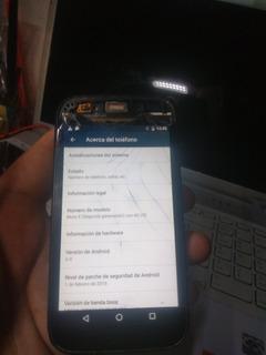 Motorola E 2 ...piezas