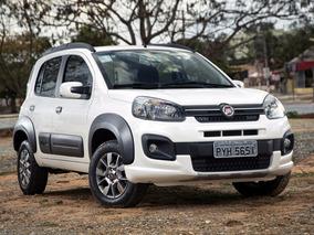 Fiat Uno Way Anticipo $245.000 Y Cuotas Credito Uva