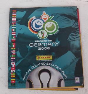 Álbum De Figuritas Germany 2006 Vacio