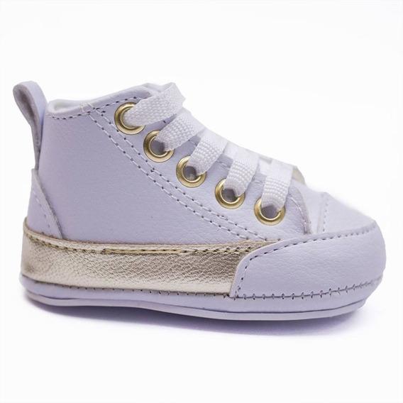 Sapato Feminino Tenis Moderninho Casual Infantil Batizado