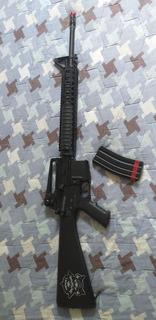 Rifle Airsoft M16 D