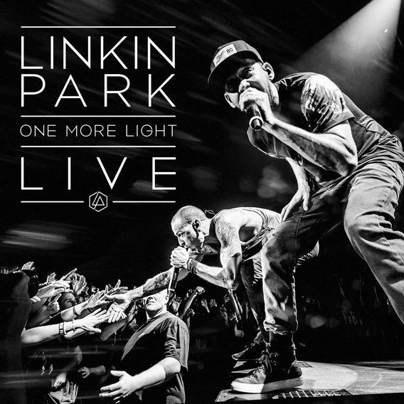 Linkin Park - One More Light Live Cd Importado