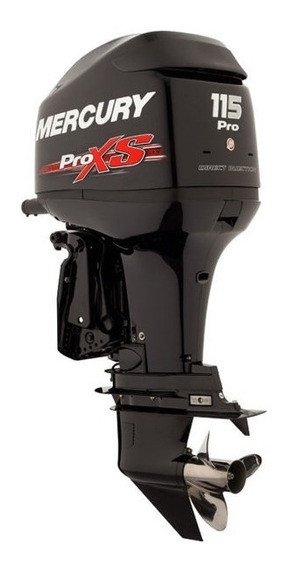 Motor 2tempos 115hp Pro Xs