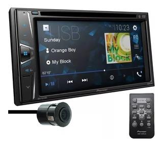 Autoestereo Pantalla Pioneer Avh-g225bt Bluetooth Dvd Usb