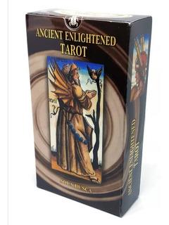 Tarot Ancient Enlightened De Colección Raro